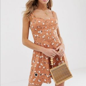 ASOS floral sundress